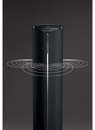 Philips BM90 Fidelio Kablosuz Oda Müzik Sistemi Siyah
